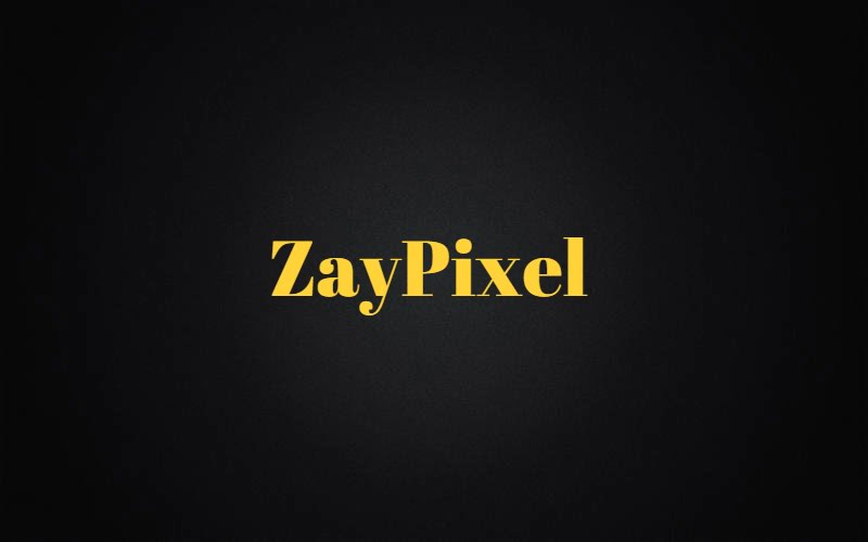 ZayPixel YouTube Wiki